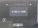 純正CD・FM・AMチューナーステレオです、ラジオも楽しめます♪