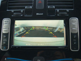 ◆バックモニター◆バックが不安な方だけでなく、駐車に自信がある方も、実際に映像で見えると安心してバックできますよ!