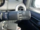 オートライトついてます。トンネルの出入りでめんどうなスイッチ切り替えが不要です。