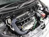 K12C型 1,242cc 直4 DOHCエンジンとWA05A型 直流同期電動機のマイルドハイブリッド搭載、FF駆動です。