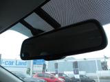 自動防眩ミラー搭載です☆後続車両の眩しいヘッドライトの光を減光してくれる優れものです☆★
