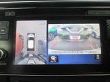 駐車支援機能が付いたアラウンドビューモニターが付いて安心です