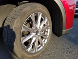 タイヤサイズ225/55R19溝まだまだあります!