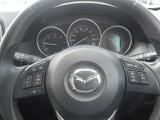 ステアリングスイッチ付きで運転しながら操作できます!