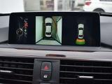 トップビューカメラで自車を真上から俯瞰した画像を映し出します。前後左右の運転操作を安全にサポート致します。通常のバックカメラに切り替えてもお使いいただけます。