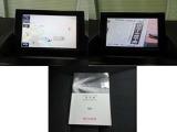 トヨタ純正ナビ!シンプルで操作簡単、テレビも見られます。