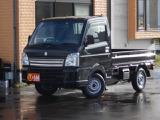 スズキ キャリイ KCエアコン・パワステ スズキ セーフティサポート 装着車 4WD