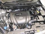 1300ccエンジン☆普段見えないエンジンルームもしっかり洗浄しています