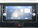 フルセグTV・CD/DVD再生可能・Bluetooth機能搭載!