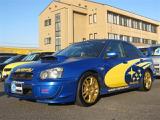スバル インプレッサWRX 2.0 WRX STI 2003 Vリミテッド 4WD