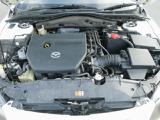 低速からも力強い2300ccDOHCエンジン搭載です