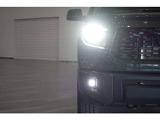 純正LEDヘッドライト&専用FOG