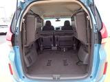 ◆後部座席を両方倒せば驚きの広さに!大きな荷物も積めます!