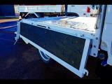 荷台内寸:202×162×38 三方開 床鉄板張り アーム式P/G 800kg S801-1SRT2