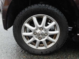 社外アルミ☆ブリヂストン(スタッドレス)タイヤ!サイズは、155/65R13です!