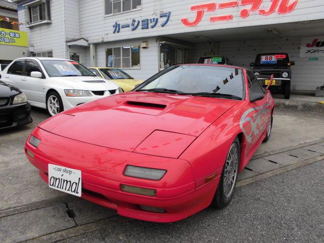 マツダ サバンナRX-7カブリオレ