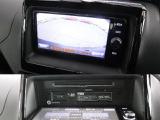 メモリーナビ連動のバックガイドモニター付。メモリーナビは、CD+DVD再生機能付。