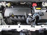 1.5リッターガソリンエンジン。環境に優しく低燃費で街乗りや買い物またロングドライブにも丁度良いサイズです!エンジンルームもピカピカに仕上げています。
