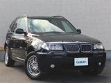 BMW X3 3.0si MスポーツパッケージII (スタンダード・サスペンション) 4WD