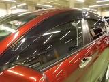 ドアバイザーは雨天時の車内の空気の入替には大変便利です♪                                       ホンダカーズ東京中央 北池袋店  03-3959-1155