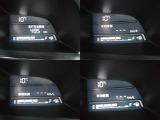 アクティブ・ドライビング・ディスプレイで目線を真っ直ぐのまま、安全にスピードを確認できます。