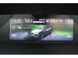 ヘッドライトや先進安全状況、各種の燃費情報などを6,3インチの大型ディスプレイで表示します、情報の把握が直感的に出来ます、楽しいですよ