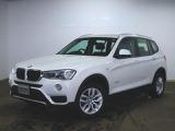 BMW X3 xドライブ20i 4WD