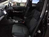 座り心地の良いシートで、長距離ドライブでも疲れません。