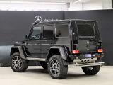メルセデス・ベンツ G550 4x4スクエアード 4WD
