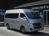 日産 NV350キャラバンワゴン 2.5 アンシャンテ 送迎タイプ GX