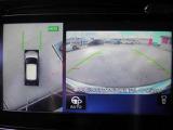 アラウンドビューモニター、車の周囲が確認でき駐車時に安心できます
