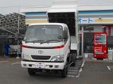 トヨタ トヨエース 4.6 強化ダンプ 全低床 ディーゼル 4WD