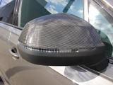限定装備のカーボンドアストライプ、カーボンエクステリアミラーハウジング、グリルカーボンインサート