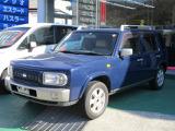 日産 ラシーン 1.5 タイプII 4WD