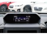 多彩な車両情報を表示するマルチファンクションディスプレイをインパネ中央部に設置