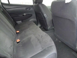 後席の膝元の広さは必見です!!是非、現車で確認して下さい☆