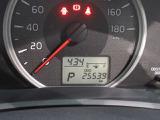 走行距離は、25539kmです!