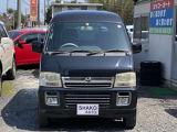 スクラムワゴン スタンドオフ ターボ ハイルーフ 4WD アルミ HDDナビTV 4WD
