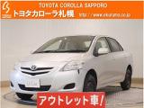 トヨタ ベルタ 1.3 X 4WD