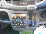 オートエアコン!温度設定で快適にドライブ!