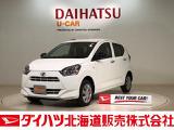 ダイハツ ミライース X リミテッド SAIII 4WD