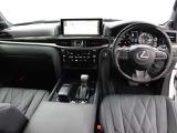 レクサス LX570 ブラック シークエンス 4WD