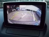 駐車の苦手な方もバックカメラが補助してくれるので楽々です