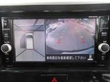 アラウンドビューモニターがついて安全対策が完備している車ですよ♪