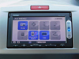 オーディオソース・(CD/DVD再生機能・ワンセグ・SDスロット・Bluetoothオーディオ・ラジオ)