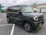 スズキ ハスラー ハイブリッド X 4WD