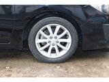 純正16インチアルミホイール☆ タイヤサイズは205/55R16です 2014年製 残り溝約5ミリとなっています