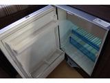 冷蔵庫完備。