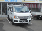 日産 キャラバン 3.0 GX ロング ディーゼル 4WD