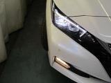 LEDヘッドライト 暗い道も明るく照らしてくれます!